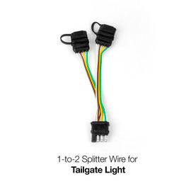 1-to-2 Splitter Wire for Tailgate Light