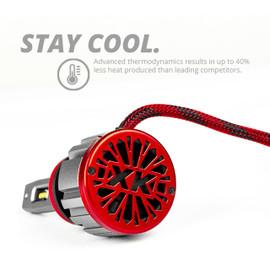 Advanced heat management