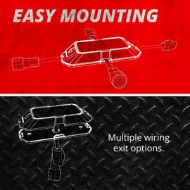 Easy Mounting Dot Kit