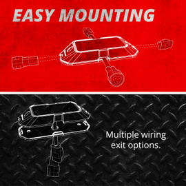Easy Mounting Dot Kit