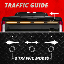 Traffic Guide with multiple functions