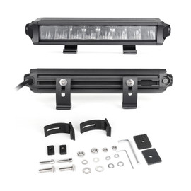 "6""-10""-20"" Auxiliary Driving High Beam SAE LED Razor Light Bar"