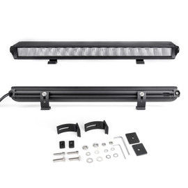 """20"""" Fog + Strobe + High Beam LED SAE Light Bar Add-on Without Switch+Wire"""