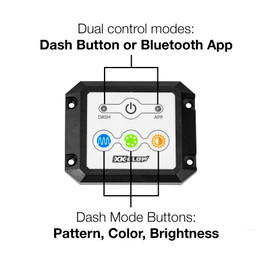 Dash Surface Mount Features