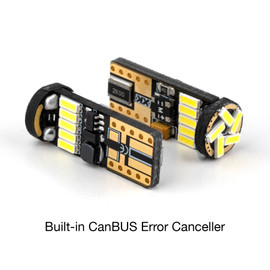 Built-in CanBus Error Canceller