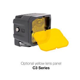 Yellow Lens for C3 Cube Light