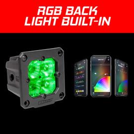 RGB Back Light Built-in