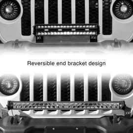 "Jeep JL JT Front Bumper 18-42"" Bar Bracket"