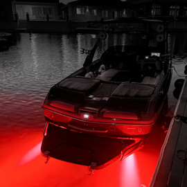 27W RGB LED Underwater Light