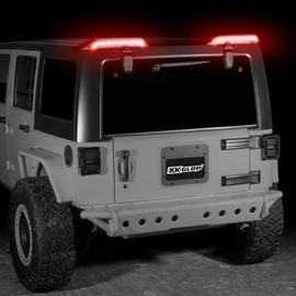 LED High Wing Tail Light for Jeep Wrangler JK
