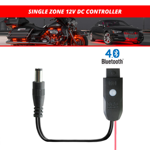 Mini XKchrome 12V Bluetooth App Controlled Controller