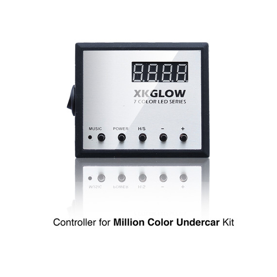 Controller for Million Color undercar kit