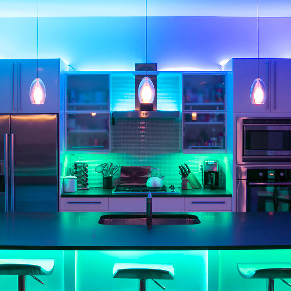 XKchrome App Control Home Indoor & Outdoor LED Accent Light Kit