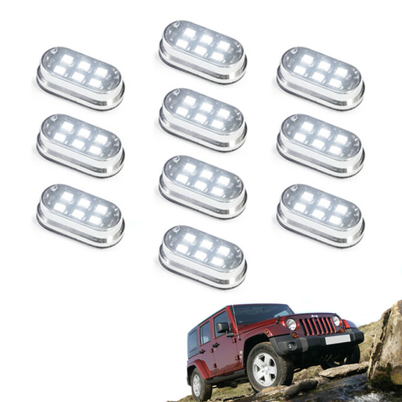 Off Road Vehicle Rock Fender Light Kit