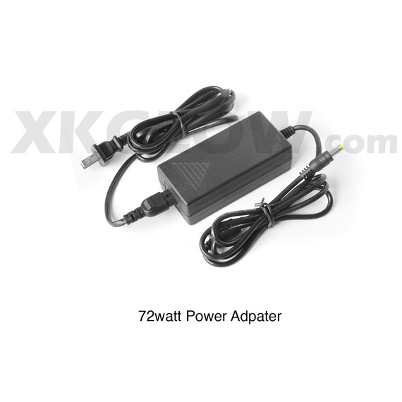 72watt power adapter
