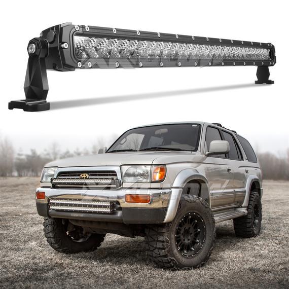 Razor Series LED Light Bar - Spot Flood Combo CREE LED Offroad Work Truck Car UTV SUV ATV Light