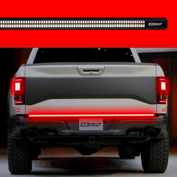 "3rd Gen 60"" Truck Tailgate Light w/ Chasing Turn Signal"