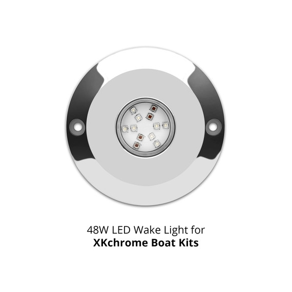 48W RGB LED Underwater Light for Boat