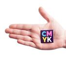 Custom Printed Magnets 40mm x 40mm