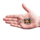 Acrylic Promotional Key rings