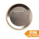 Coronavirus badge 75mm round