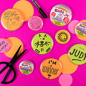DIY Badges Sets
