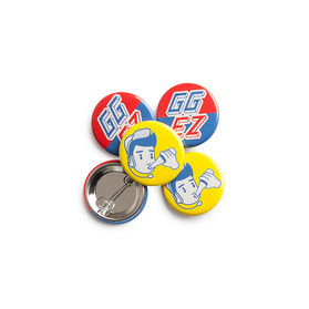 Promotional Badges 32mm