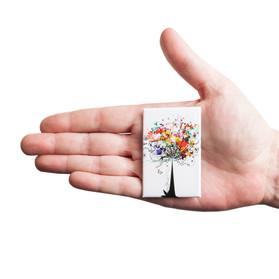 Promotional Magnet Fastener Badges Rectangle