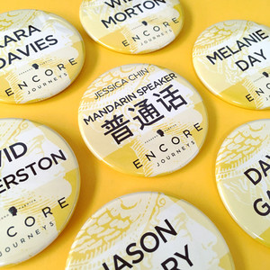 6 Ways Custom Name Badges Can Enhance Your Next Business Event