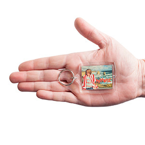 Make Badges Acrylic Keyrings