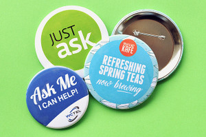 How Custom Made Badges Can Benefit Your Company's Greatest Asset