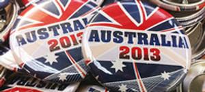 Political Campaign Badges