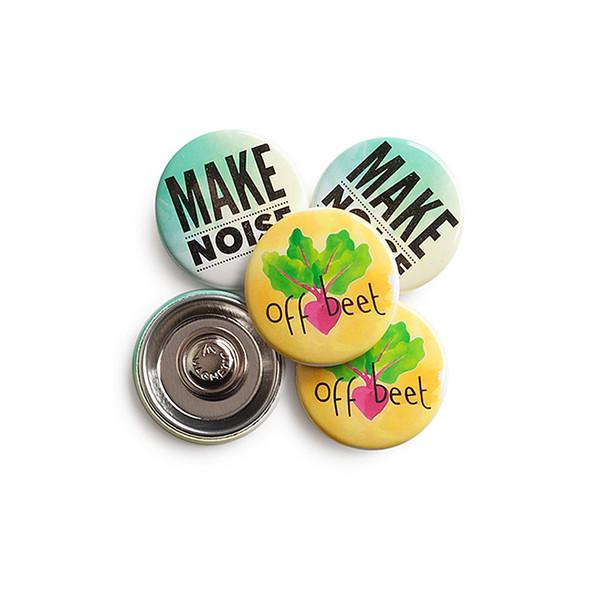 Promotional Badges Magnet Fastener 38mm