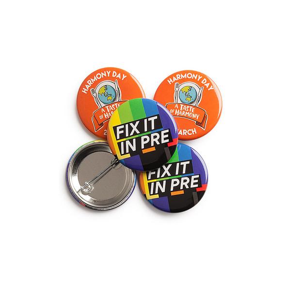 Promotional Badges 38mm