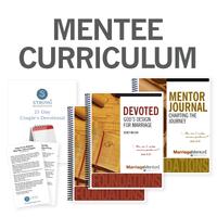 Mentee Curriculum