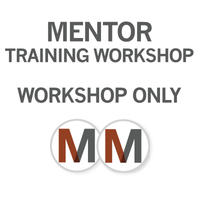 Mentor Training Workshop Only - Per Couple
