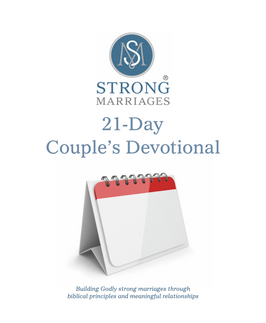 21-Day Couple's Devotional - Set of 12