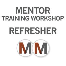 Mentor Training Workshop Refresher - Per Couple