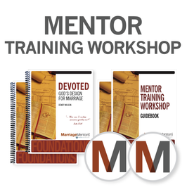 Mentor Training Workshop