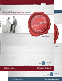 I Promise Facilitator Bundle - 3 Assessments, 2 Workbooks & 1 Facilitator Workbook