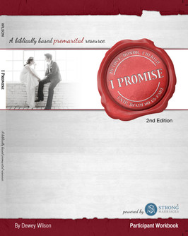 I Promise Couple Bundle - 2 Assessments & 2 Workbooks
