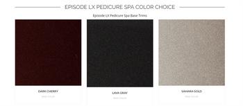 Episode LXP Pedicure Spa Chair