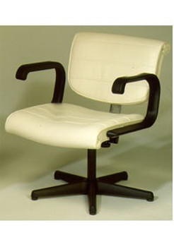 Belvedere Scroll Shampoo Chair