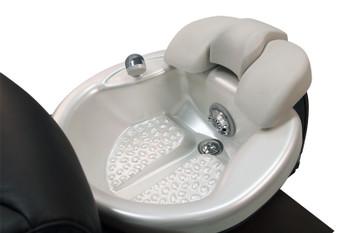 Continuum Echo SE Pipeless Jet Pedicure Spa Chair