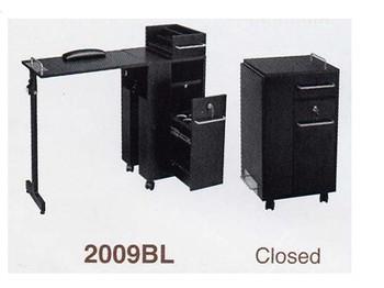 Pibbs Foldable Wood Manicure Table