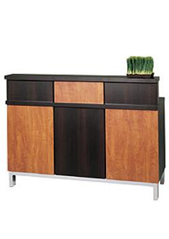 Belvedere Kallista Receptionist Desk