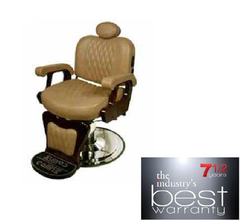 Collins Commander I Barber Chair