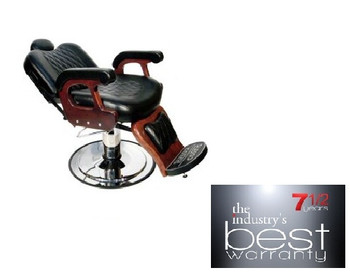 Collins Commander II Barber Chair