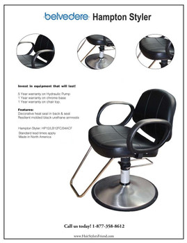 Belvedere Hampton Dryer Chair