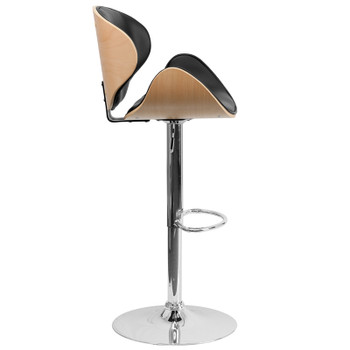 Jackson Adjustable Salon Stool